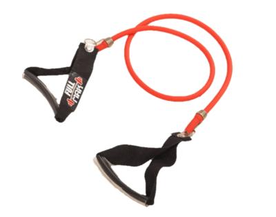 Banda elástica para fitness color negro
