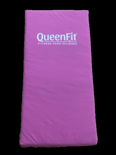 Colchoneta QueenFit Alta densidad