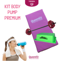 Kit de body pump premium