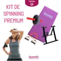 Kit de spinning premium
