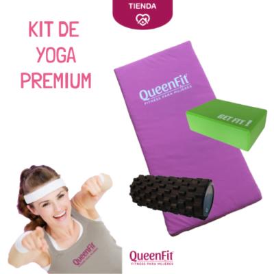 Kit de yoga premium